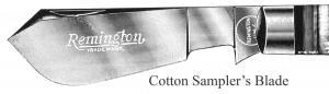 Cottons Sampler Blade